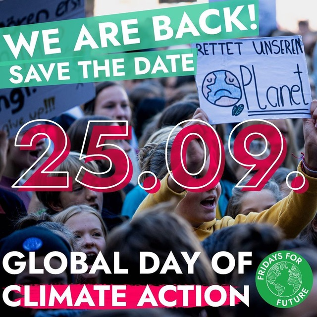 Klimastreik Fridays for Future Freiburg, 25. September 2020